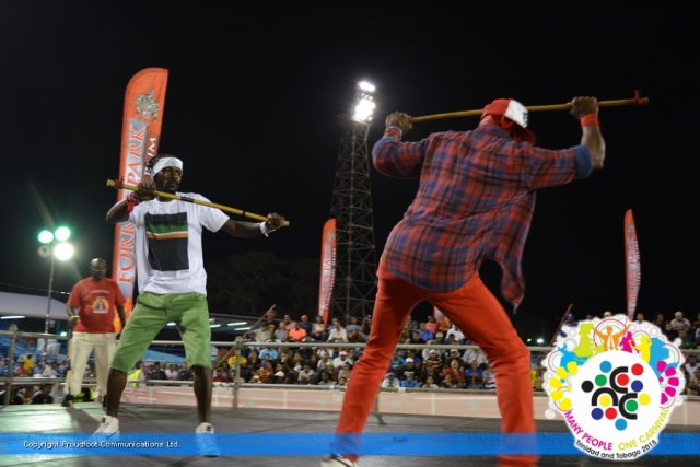 Stick Fighting Duel 2015 (T&T)